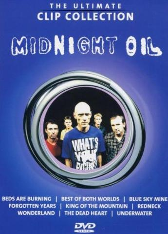 Midnight Oil - The Ultimate Clip Collection -- via Amazon Partnerprogramm