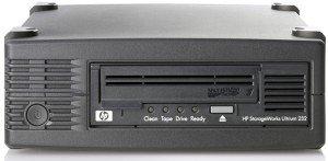 HP StorageWorks LTO-Ultrium 1 232, 100/200GB, SCSI (DW065B)