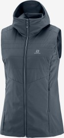 Salomon Outspeed Insulated Vest Jacke ebony (Damen) (C13920)