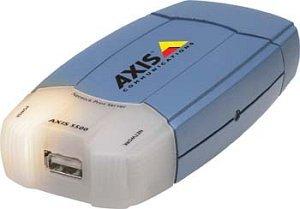Axis 5500 Serwery wydruku, USB