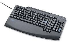 Lenovo Preferred Keyboard schwarz, USB, DE (19K1772)