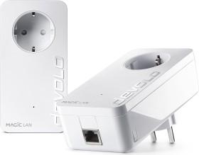devolo Magic 2 LAN starter kit, G.hn, RJ-45, 2-pack, UK version (8262)