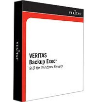 Symantec / Veritas: Backup Exec 9.0 Windows Server (English) (PC) (E093808)