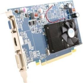 Sapphire Radeon HD 4650 HyperMemory, 512MB DDR2 64bit, VGA, DVI, HDMI, lite retail (11140-54-20R)