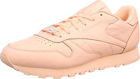 c8d187515bbf05 Reebok Classic Leather Melted Metals peach twist sleek met (ladies) (BS7912)