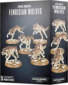 Games Workshop Warhammer 40.000 - Space Wolves - Fenrisian Wolves (99120101252)