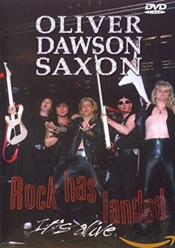 Saxon - Rock Has Landed, It's Alive -- via Amazon Partnerprogramm