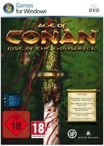 Age of Conan: Rise of the Godslayer - Gold Edition (Add-on) (englisch) (MMOG) (PC)