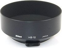 Nikon HS-12 lens hood -- via Amazon Partnerprogramm