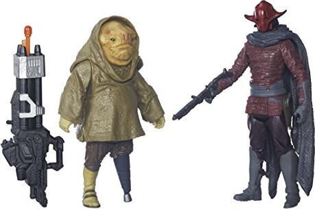 2x figurines star wars cikatro vizago IG-rm-ms09-DE HASBRO//DISNEY