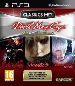 devil May Cry - HD Collection (English) (PS3)