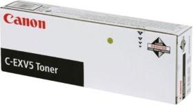 Canon Toner C-EXV5 black (6836A002)