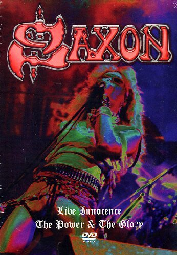 Saxon - Live Innocence/The Power & the Glory -- via Amazon Partnerprogramm