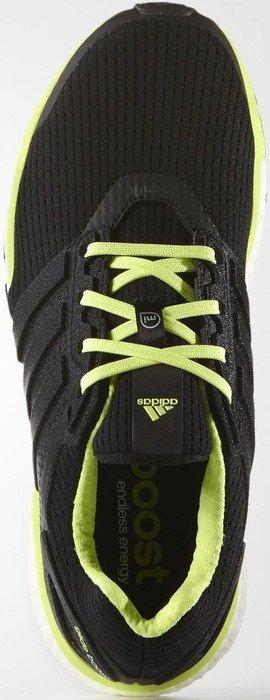 adidas Supernova Glide Boost 7 Damen Laufschuhe SchwarzWeißGelb
