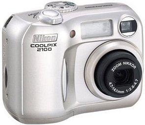 Nikon Coolpix 2100 (VAA170EA)