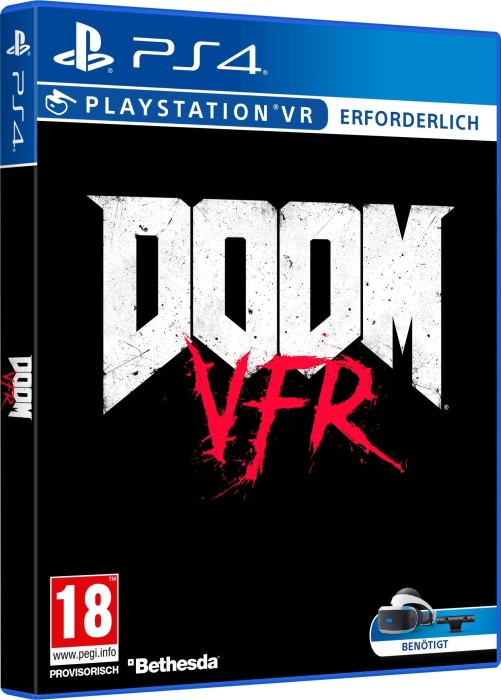 Doom VFR (PSVR) (PS4)
