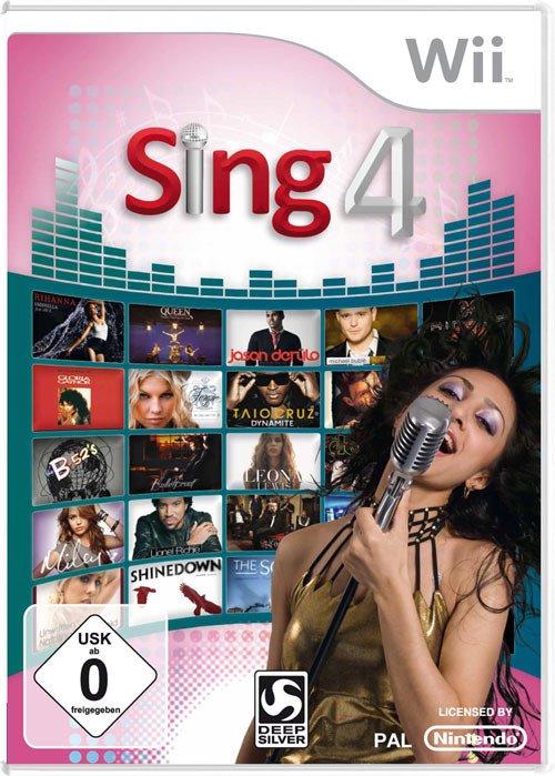 Sing 4 (deutsch) (Wii)