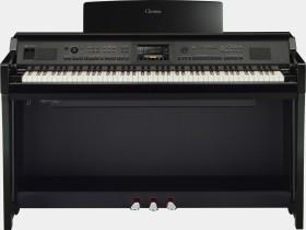 Yamaha Clavinova CVP-805 schwarz hochglanz (CVP-805PE)