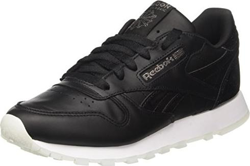 Classic Pearl Blackwhiteice Melted Reebok Leather Metals ladies TxAqPpPw