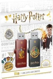 Emtec M730 Harry Potter 2.0 16GB, USB-A 2.0, Gryffindor/Hogwarts, 2er-Pack (ECMMD16GM730HP01P2)