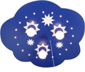 Elobra starcloud children lamp 50x45 dark blue (124208)