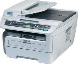 Brother DCP-7040, B&W-laser