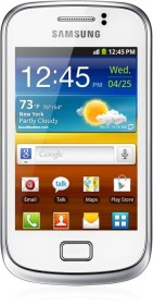Samsung S6500 Galaxy Mini 2 weiß