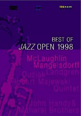 Best of Jazz Open Stuttgart 1998 -- via Amazon Partnerprogramm