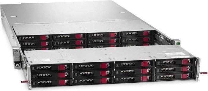 HP StoreEasy 1650 Expanded Storage, 2x Gb LAN, 2HE (N9Y08A)