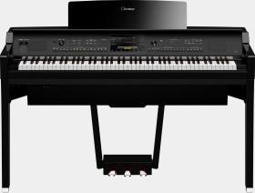 Yamaha Clavinova CVP-809 schwarz hochglanz (CVP-809PE)