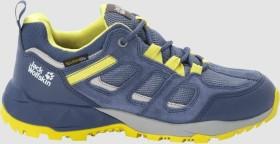 Jack Wolfskin Vojo Hike XT Texapore Low blue/lemon (Damen) (4039051-1596)