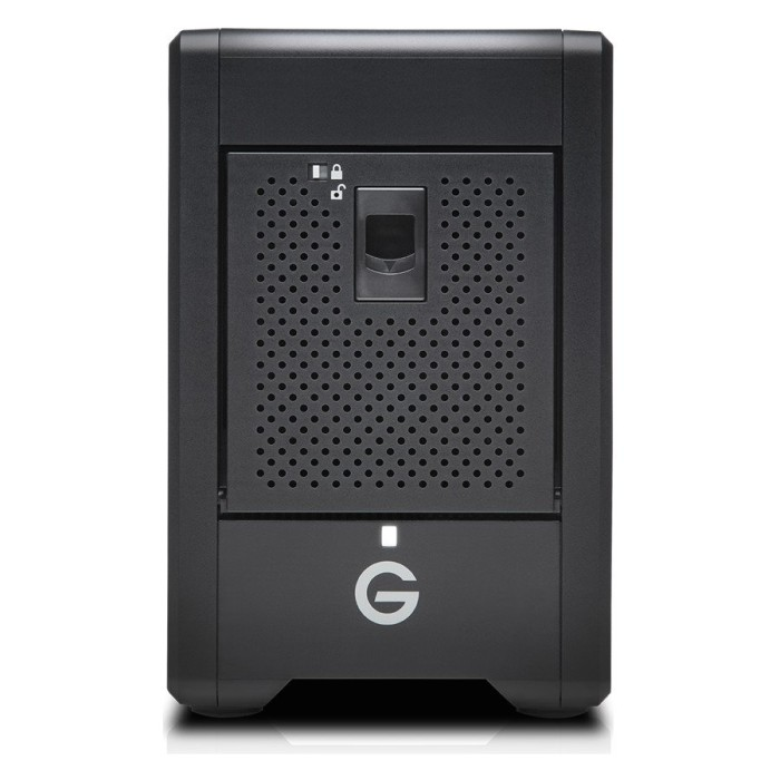 G-Technology G-Speed Shuttle 24TB, 2x Thunderbolt 3 (0G10073/GSPSTH3EB240004BBB)