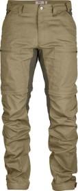Fjällräven Abisko Lite Trekking Zip-Off pant long sand/tarmac (men) (F81535R-220-246)