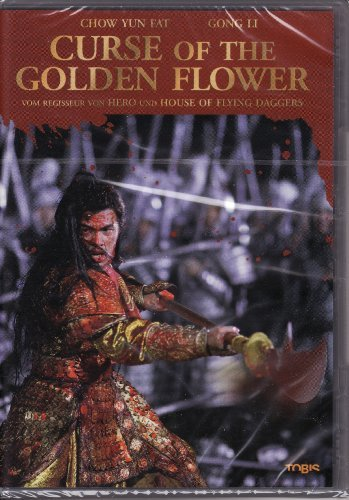Der Fluch der goldenen Blume -- via Amazon Partnerprogramm