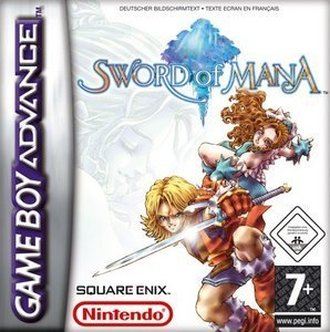 Sword Of Mana (GBA)