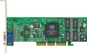 MSI MS-8852 MX400D-32, 32MB DDR, AGP