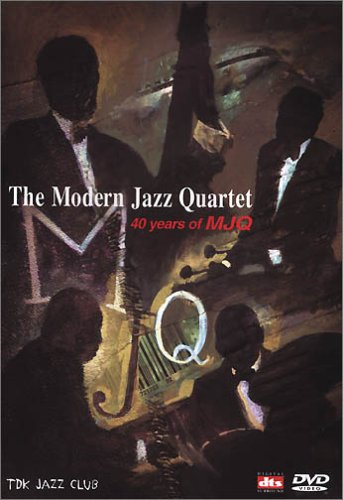The Modern Jazz Quartet - 40 Years of MJQ -- via Amazon Partnerprogramm