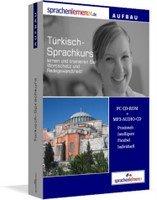 Sprachenlernen24 Türkisch Aufbaukurs (deutsch) (PC)
