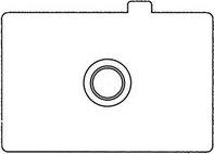 Canon Mattscheibe EC-A (4720A001)