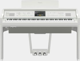 Yamaha Clavinova CVP-809 weiß hochglanz (CVP-809PWH)
