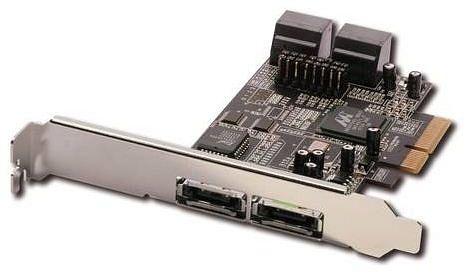 Digitus DS-30104, PCIe x4