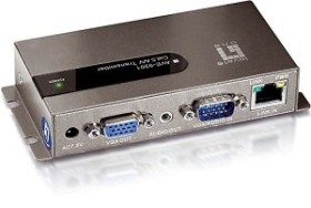 Level One AVE-9301, 1-port Cat.5 A/V transmitter