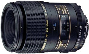 Tamron SP AF 90mm 2.8 Di Makro 1:1 with AF motor for Nikon black (272ENII)