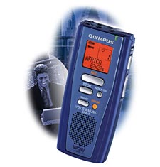 Olympus DM-1 digital voice recorder (053001)