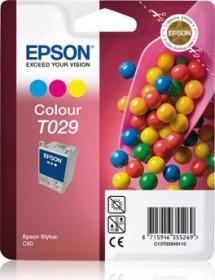 Epson Tinte T029 dreifarbig (C13T02940110)