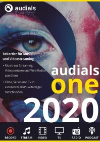 Audials One 2020, ESD (German) (PC)