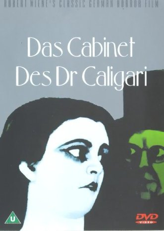 Das Cabinet des Dr. Caligari -- via Amazon Partnerprogramm