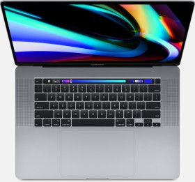 "Apple MacBook Pro 16"" Space Gray, Core i7-9750H, 16GB RAM, 512GB SSD, Radeon Pro 5300M [2019 / Z0XZ] (MVVJ2D/A)"