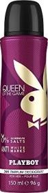 Playboy Queen of the Game Deodorant spray, 150ml