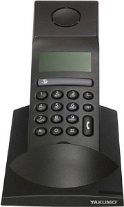 Yakumo DECT Communication Schnurlos-Telefon (1020570)